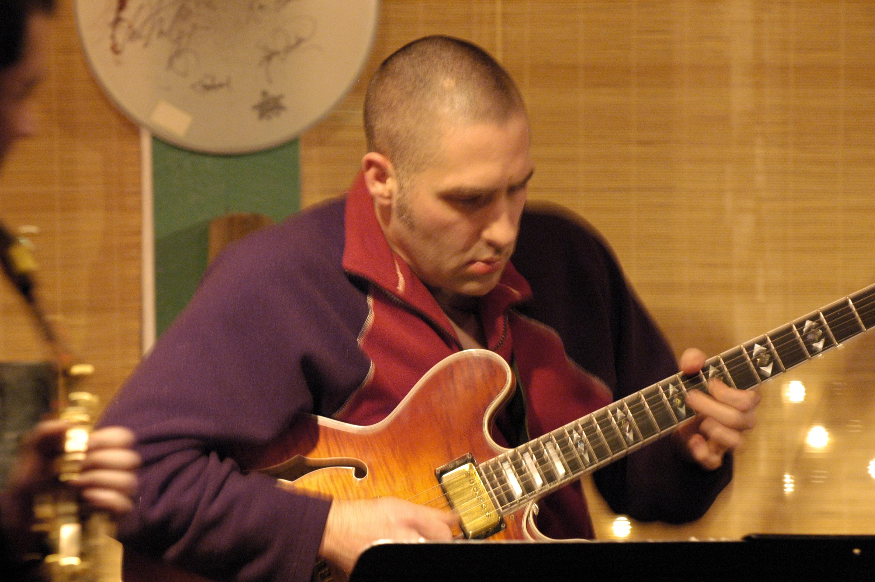 Chris Veilleux Saxophonist